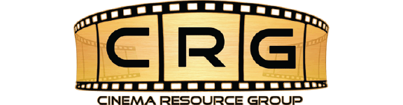 Cinema Resource Group Logo